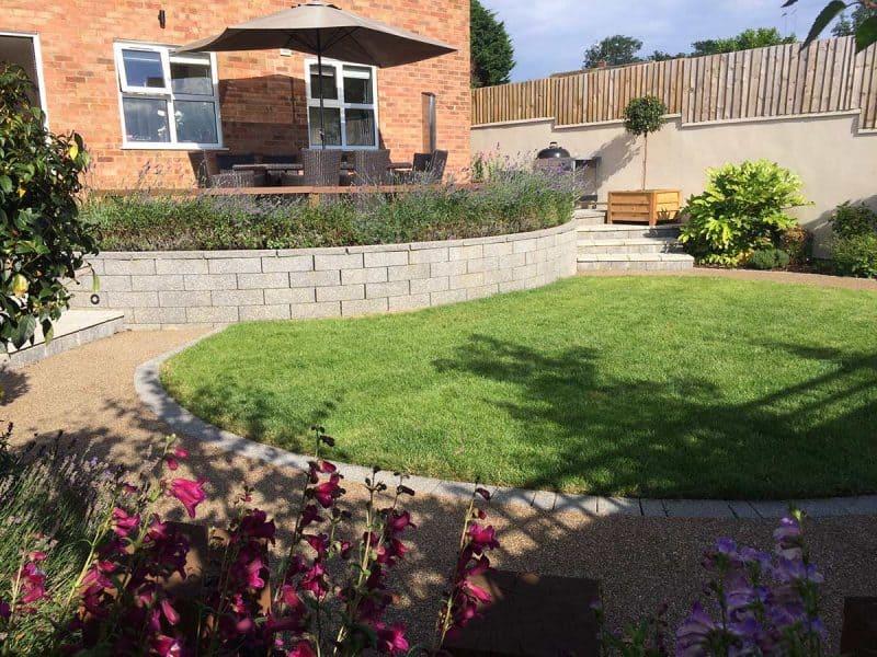 garden landscape oxford