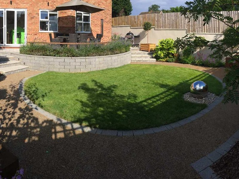 oxford garden landscaping