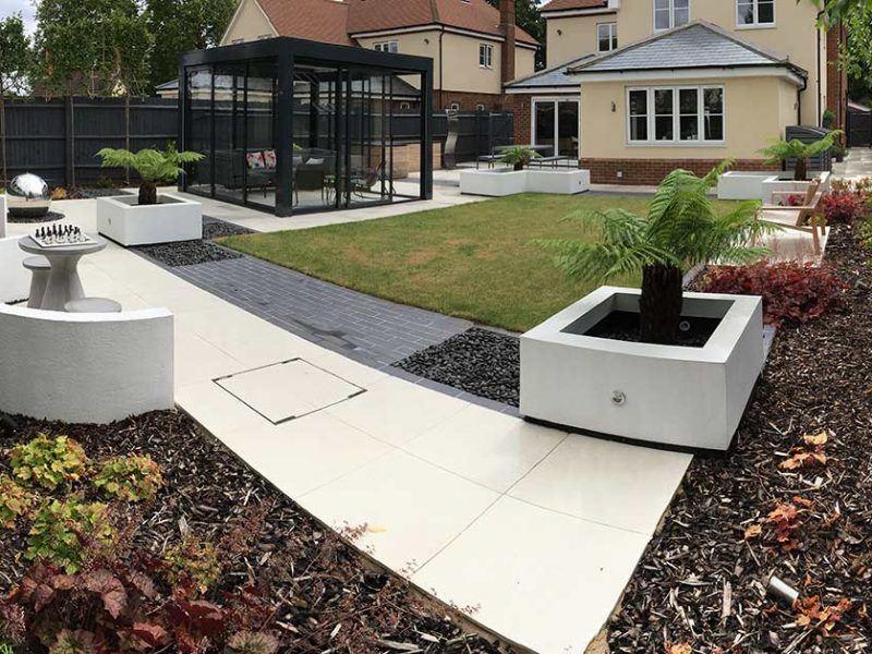 landscape garden design oxford