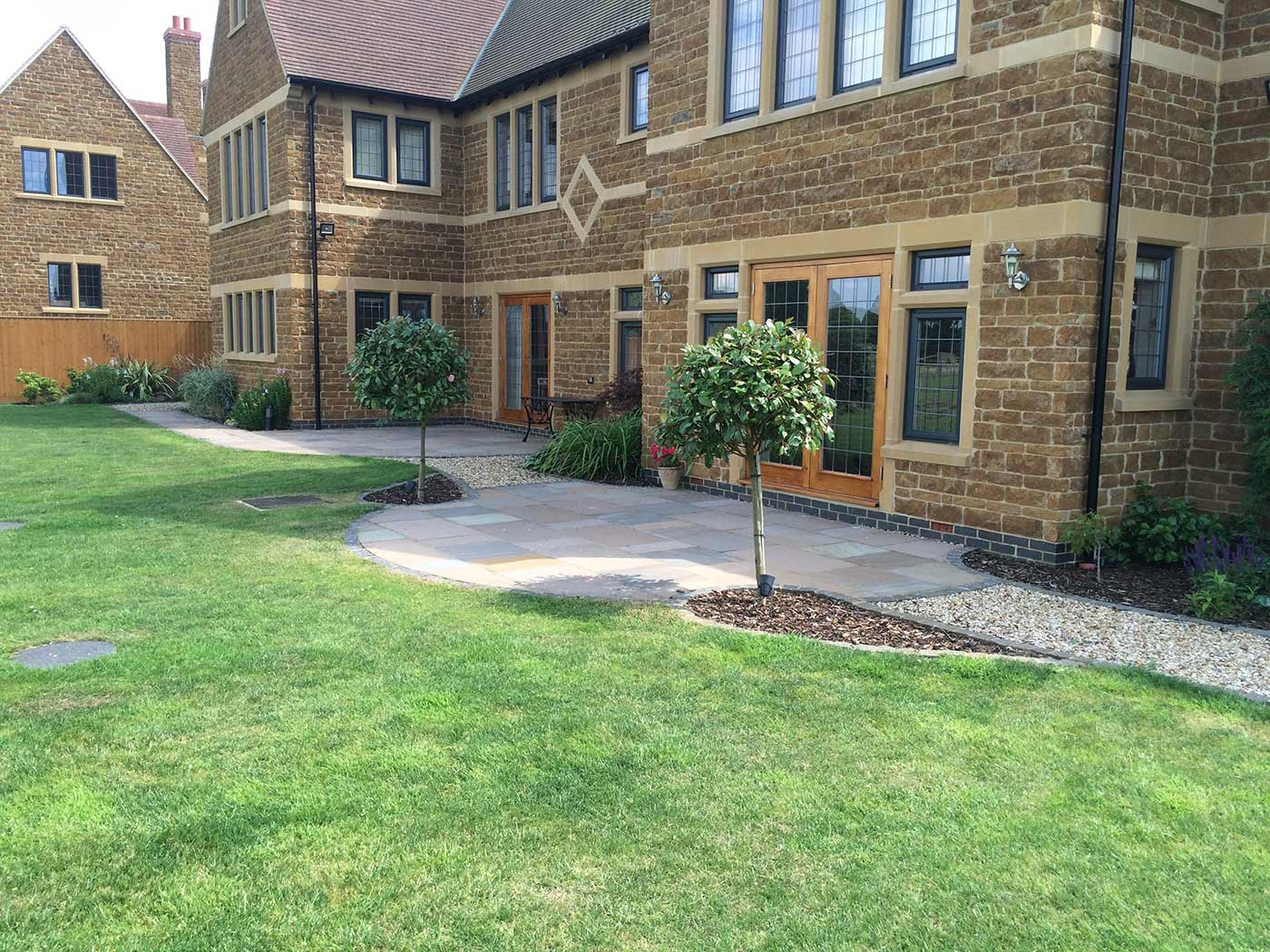 3-1 - Gardens For Good - Garden Design in Oxfordshire ...