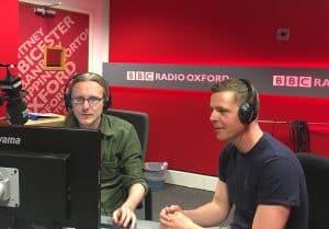 BBC Radio Oxford | Garden Design & Landscape Specialists | Gardens for Good